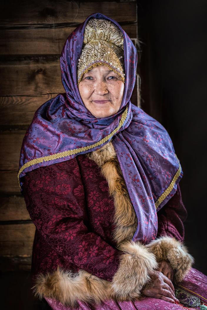 Чтобы сфоткать коренные народы Сибири, я проехал по ней 40 000 км! Вот результат