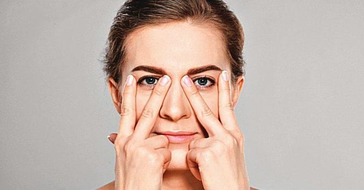 Упражнение для «раскрытия» глаз