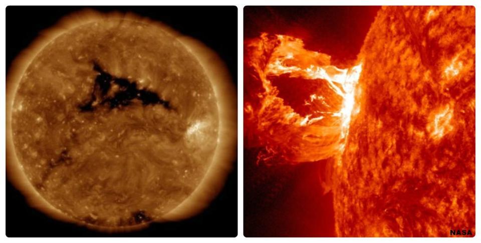 Сегодня по Земле ударит мощный солнечный шторм! Вот к чему надо быть готовыми