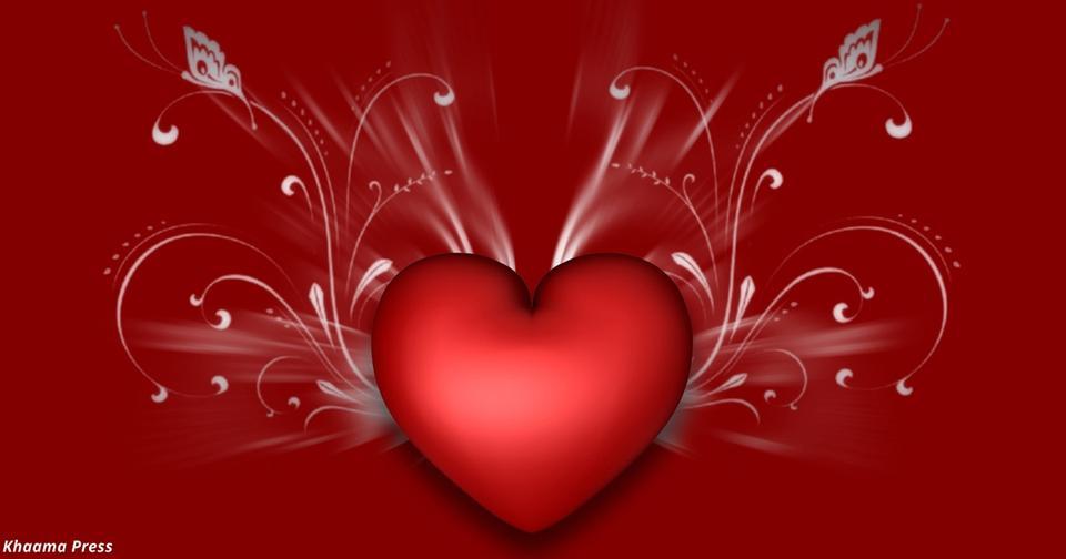 Вот лучшая песня ко Дню святого Валентина, которую мы нашли в интернете
