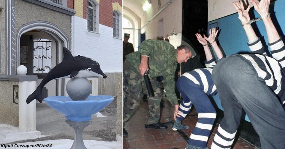 «Чёрный дельфин» — самая страшная тюрьма России. Вот как в ней живут
