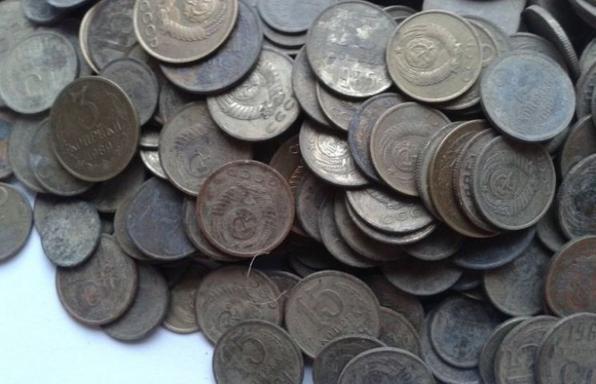 Ценные монеты советских времён