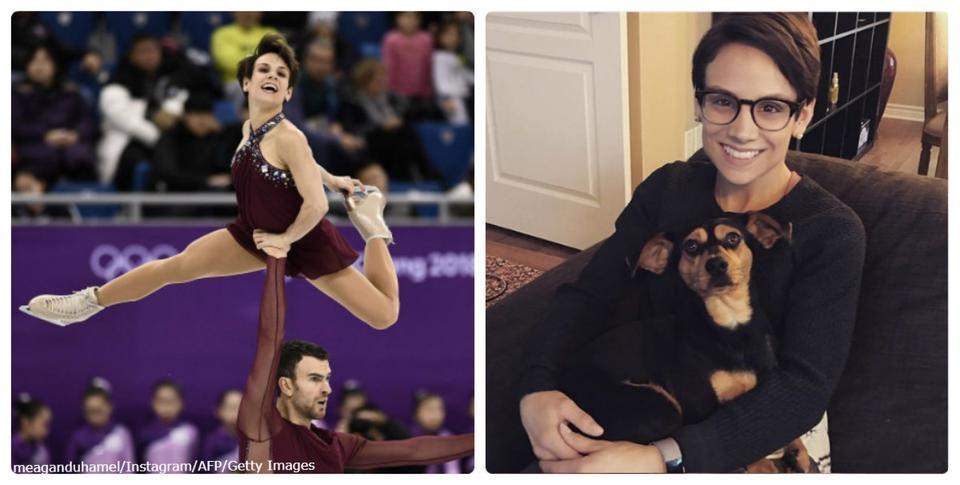 Олимпийская фигуристка спасла от смерти собаку, которую в Корее хотели съесть!