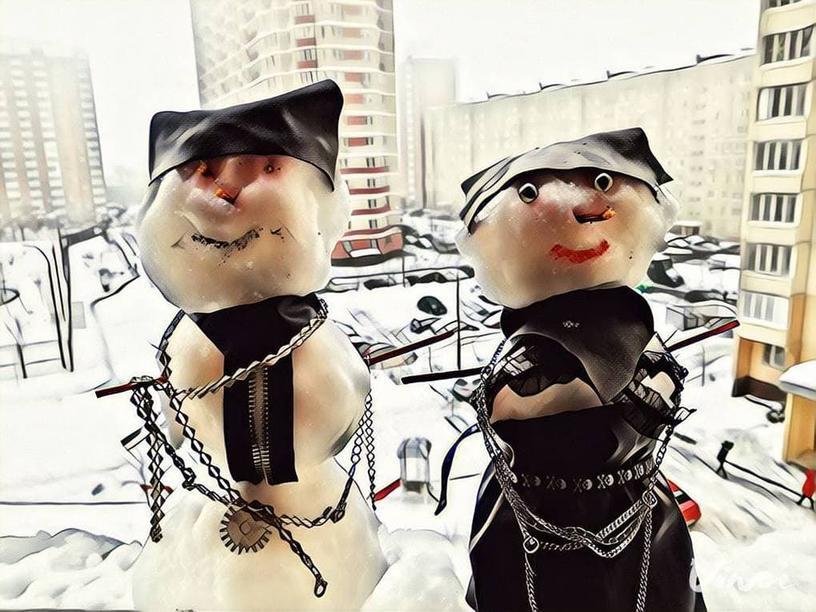 Картинки прикольные про снеговичек с губами, выздоравливай картинки