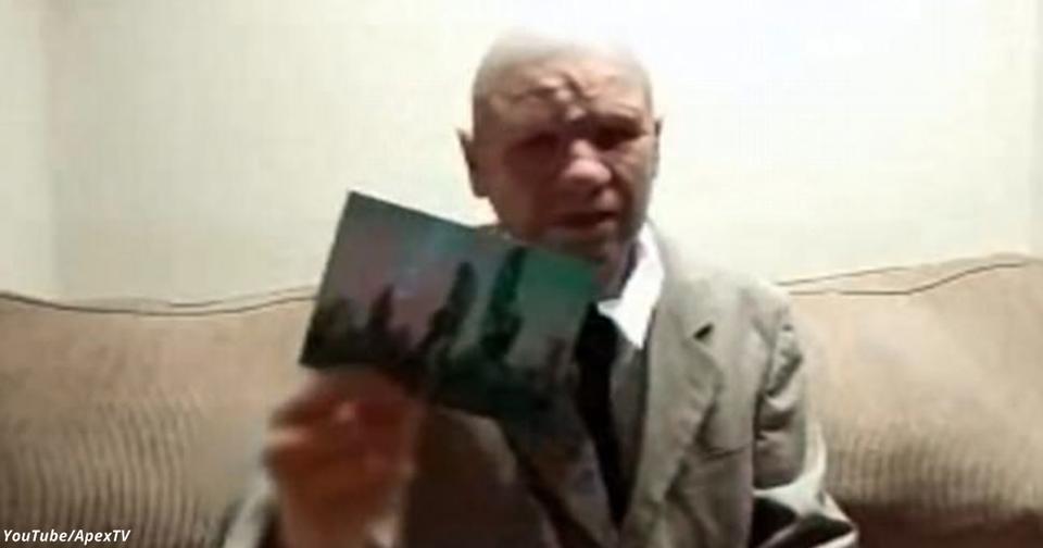 Еще один мужик говорит, что он - из будущего! И даже показал фото 2118 года!