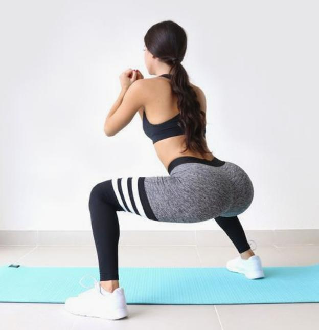 Вот 4 упражнения, чтобы исправить все свои формы за 1 месяц!