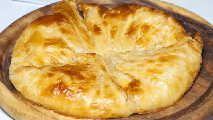 Рецепт хачапури с сыром
