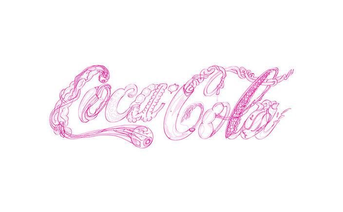 Вот «честный» логотип Coca-Cola, который объясняет, чем именно она вредна