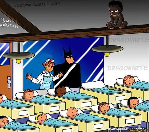 Если бы у супер-героев были дети, они бы выглядели вот так...