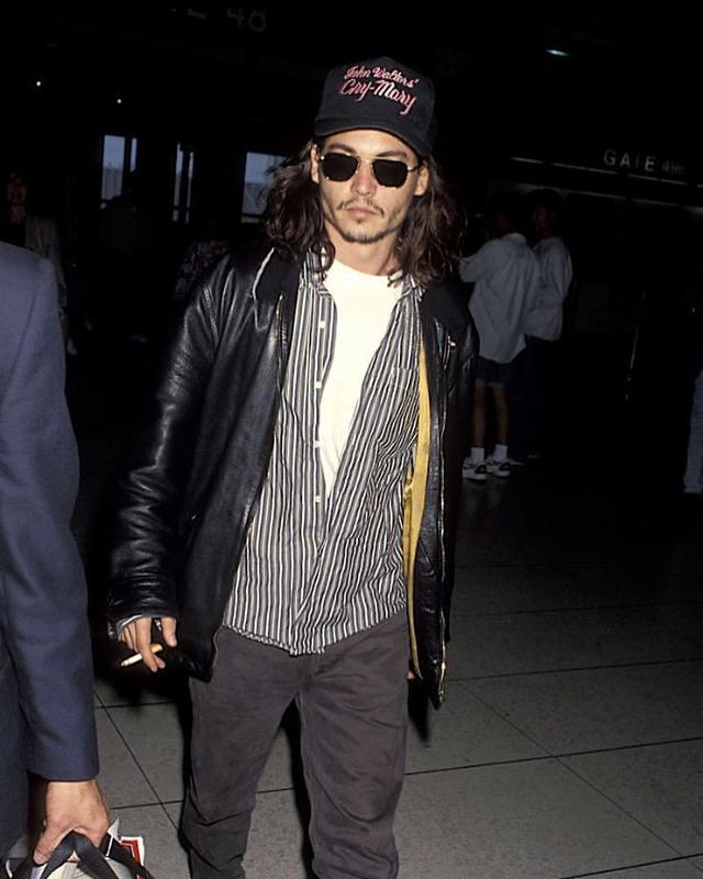 22 редких снимка знаменитостей, которые погрузят вас в безбашенную атмосферу 90-х