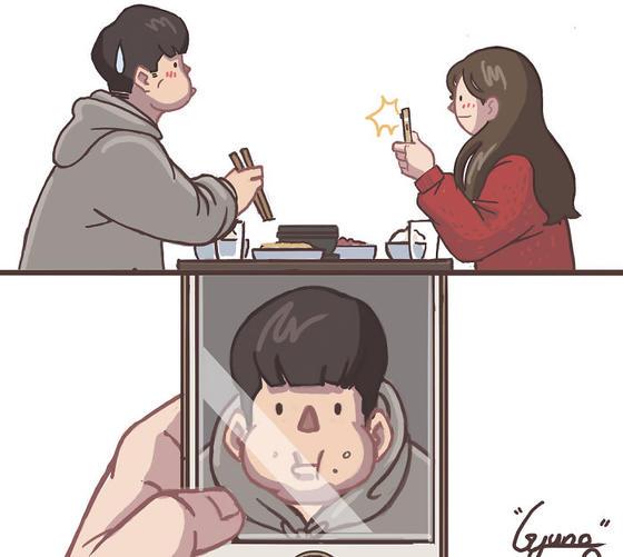 27 рисунков о том, почему крепкие отношения - это сложно, но оно того стоит!