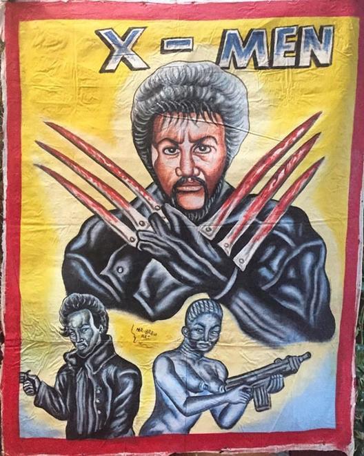 16 самодельных постеров фильмов из африканских кинотеатров, которые откроют вам известные киноленты с новой стороны