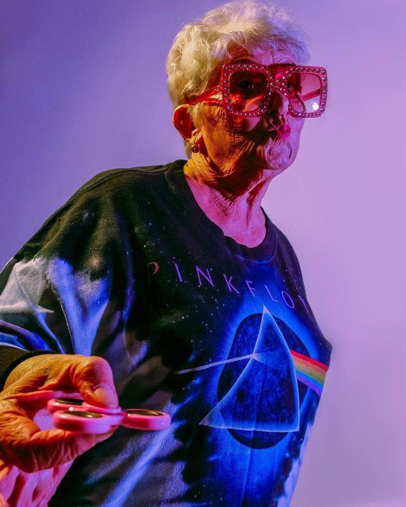«Снова 20» — вдохновляющий проект о пожилых людях, для которых жизнь только начинается