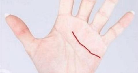 Если у вас есть такая линия на руке, значит, вы невероятно удачливы, и вот почему!