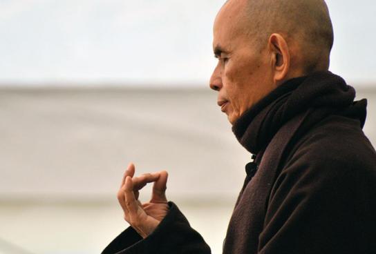 Буддийский мастер дзен объясняет определение «искусства отпускать» и его значение для отношений