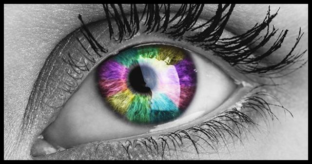 Насколько хорошим зрением ты обладаешь? (И восприятием)