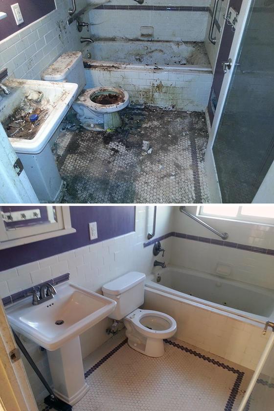 25 раз, когда кто-то отмыл то, что отмыть было невозможно! Вы обязаны это увидеть.