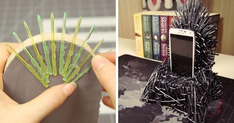 Пользователи сети поделились снимками вещей, сделанных своими руками. Прямыми руками!