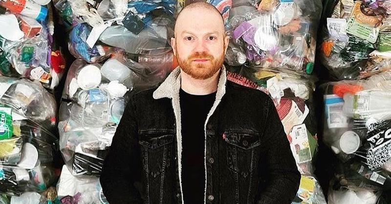 Фотограф показал, что мусор может быть очень красив, но это очень дорого обходится планете