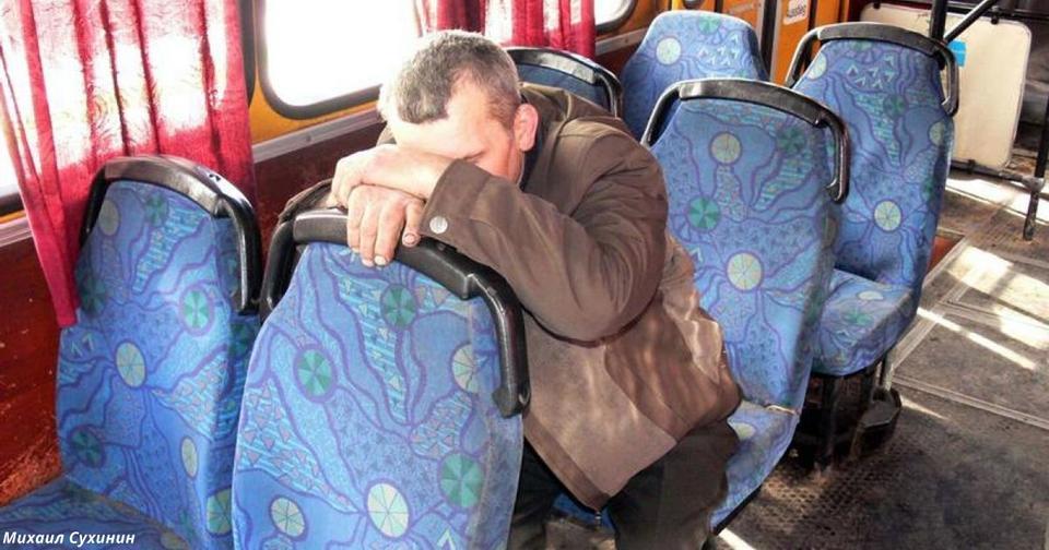 В Воронежской области водитель автобуса спас 30 человек! Вот как все было Сверхчеловеческая скорость реакции!