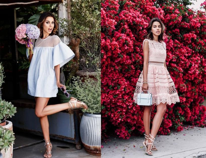 Модно этим летом: 31 яркий стильный образ нового сезона 2018