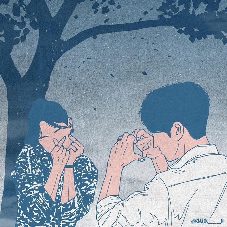 35 картинок о том, что настоящая любовь жива даже после скандала Ее узнает каждый.