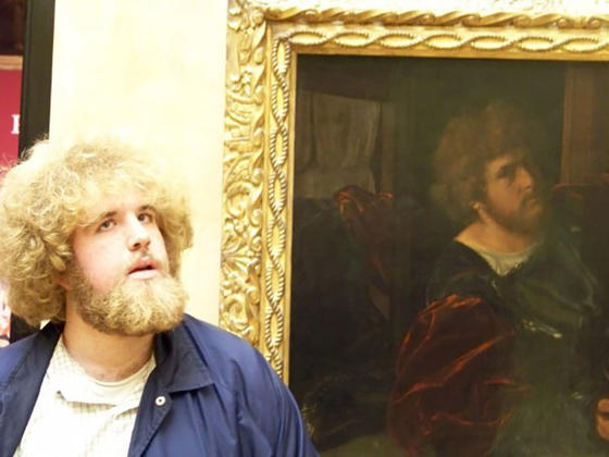 27 раз, когда кто-то пришел в музей - и увидел себя на древней картине. Это капец!! Переселение душ - реальность?
