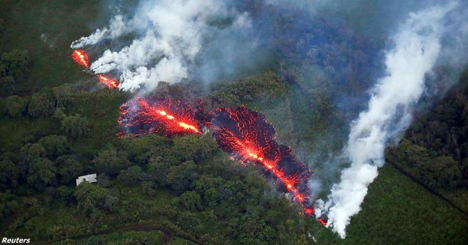 Гавайи вот вот могут исчезнуть! Хватит еще одного извержения... И оно изменит весь мир.