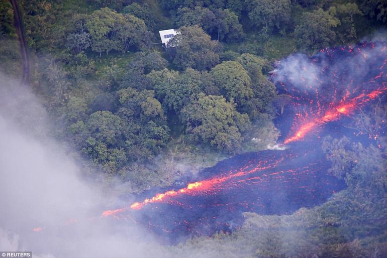 Гавайи вот-вот могут исчезнуть! Хватит еще одного извержения... И оно изменит весь мир.