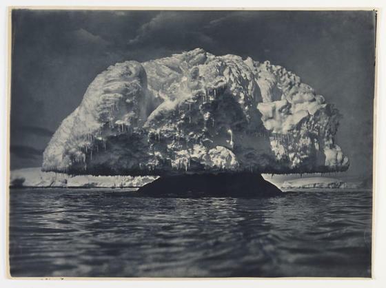 33 редких фото с первой поездки австралийцев в Антарктиду Они заставят вас дрожать!