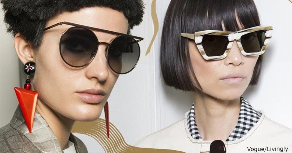 Вот какие очки будут в тренде летом 2018 года Какие нравятся вам?