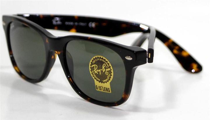 Почему люди выбирают солнцезащитные очки Ray Ban