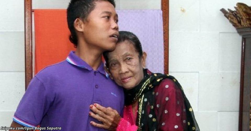 Ревнивый 16 летний муж запирает 71 летнюю жену в доме   чтобы её ″не украли″ Любви все возрасты покорны.