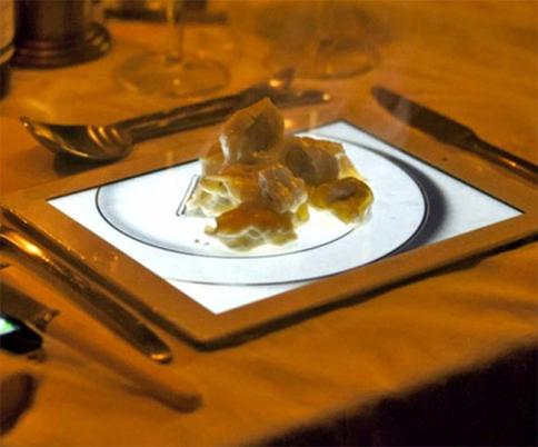 35 раз, когда когда ресторан переборщил с ″презентацией″ своих блюд Я бы не смогла даже попробовать...