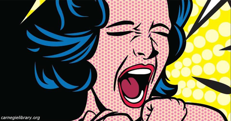 Вот 7 проверенных способов успокоить обезумевшего человека Или просто ″трудного″.