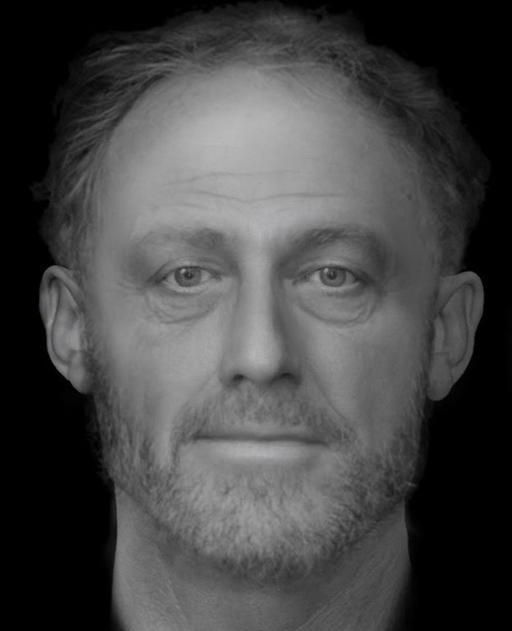 Ученые воссоздают лица людей, живших много лет назад. Получается невероятно... В то время лица на портретах тоже фотошопили!