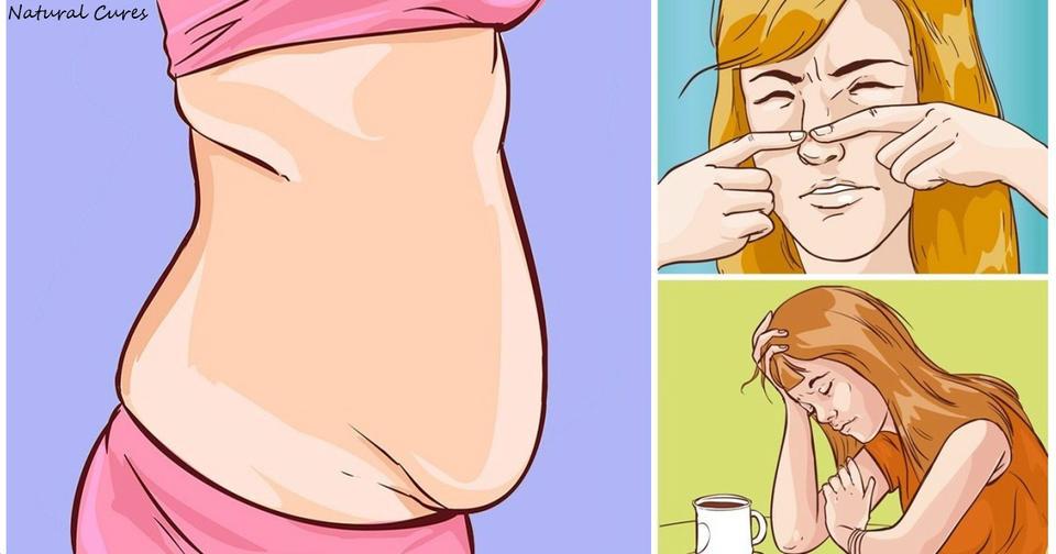 14 ″болезней″, истинная причина которых - сбой в гормональной системе! Большинство женщин их игнорируют.