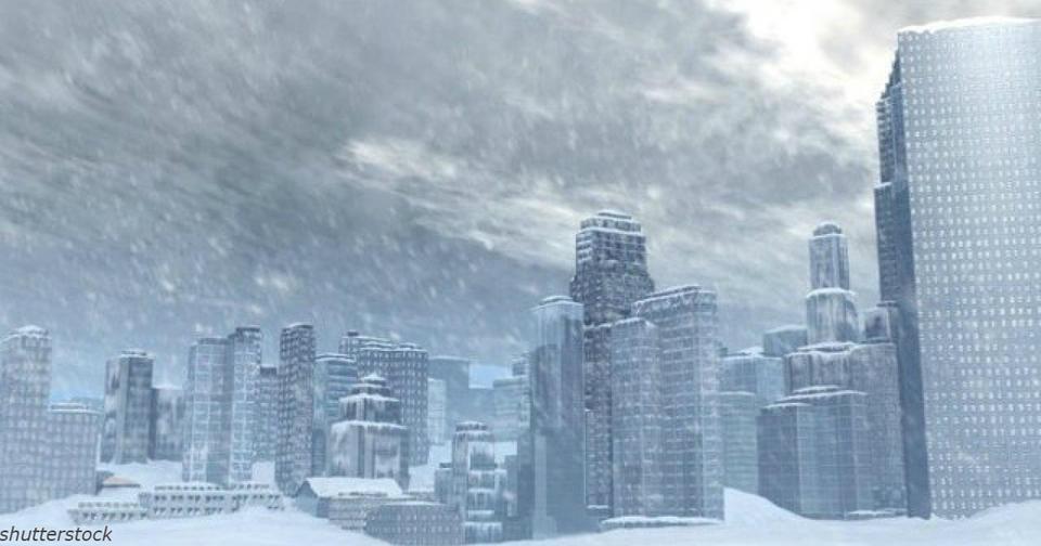 Планету ждет небольшой ″ледниковый период″. Потому что климат уже не спасти... Точность его прогнозов   97%!