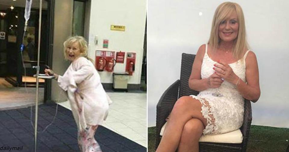 52 летняя мать вылечила рак на последней стадии конопляным маслом! Как?! Невероятная история Джой Смит.