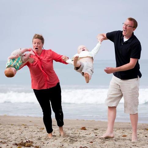 33 раза, когда родители жестко облажались - и честно в этом признались Смешно, очень смешно!