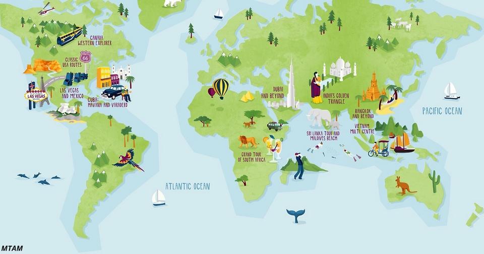 Вот официальный рейтинг 25 лучших стран для отпуска в 2018 году Куда поедете?
