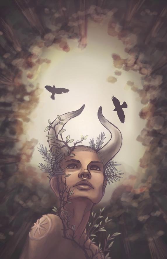 Представьте, что знаки Зодиака - это древние Боги! Вот как бы они выглядели... За каждым знаком скрывается свой миф.