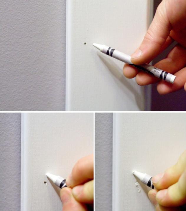 Вот 10 трюков, чтобы сделать в доме все ″мелочи″ - и не тратиться на ремонт Дёшево, практично, гениально.