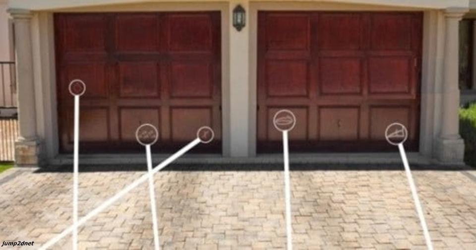 Если вы увидели что то из этого на дверях, стирайте и звоните в полицию! Новые воровские метки.