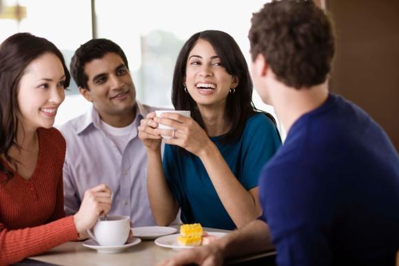 Сила позитивных людей: Почему одни друзья забирают энергию, а другие - дают Все дело в волнах.