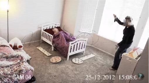Знакомьтесь: няня, которая превратила спальню ребенка в концлагерь ″Чтобы не мешал″.
