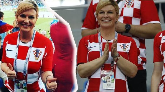 Хорватия проиграла - но о таком, как у нее, президенте теперь мечтает весь мир От Португалии до Гонконга.