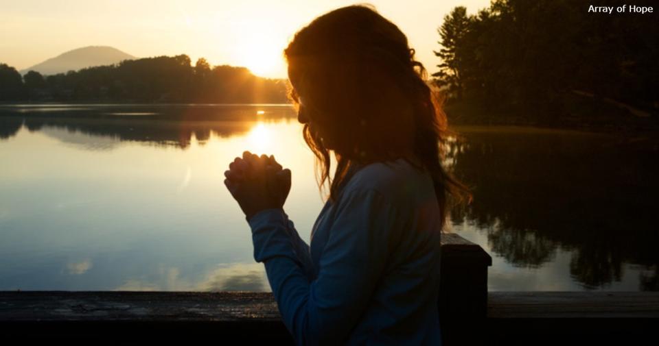 Вот как помолиться так, чтобы Господь вас услышал Это работает!
