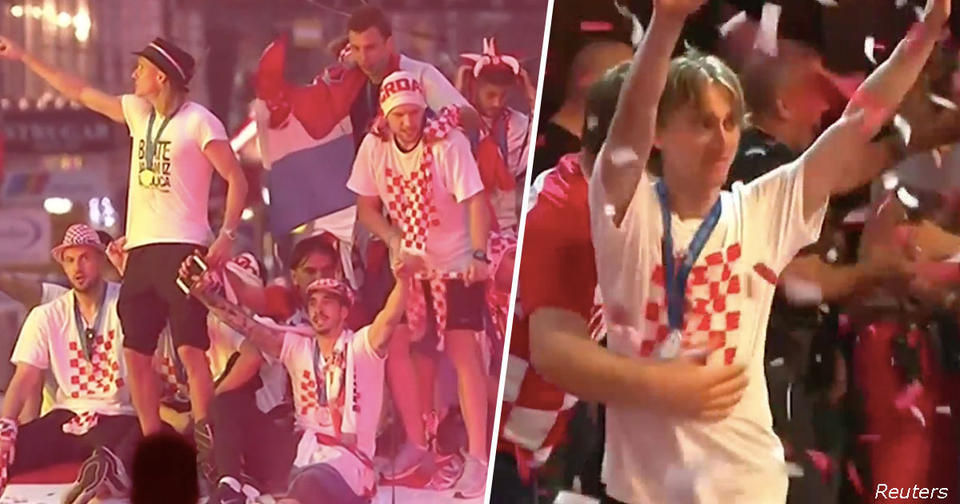 Игроки Хорватии отдадут все заработанные на ЧМ деньги детям. Вот на что именно Поэтому их так обожает страна...