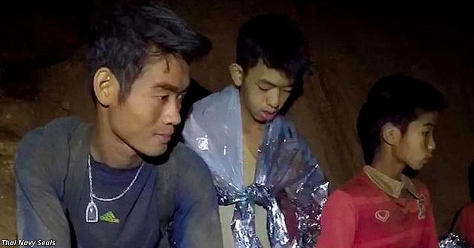 Как медитация спасла психику детей в тайской пещере   и помогла им выжить! Буддизм пришёлся очень кстати.